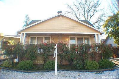 Sacramento County Multi Family Home For Sale: 4300 F Street