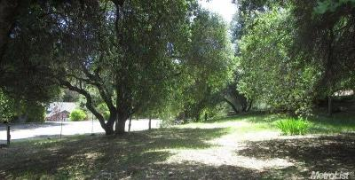 Placerville Residential Lots & Land For Sale: 1447 Country Club Drive