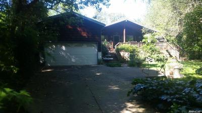 Carmichael Single Family Home For Sale: 5235 Whitney Avenue