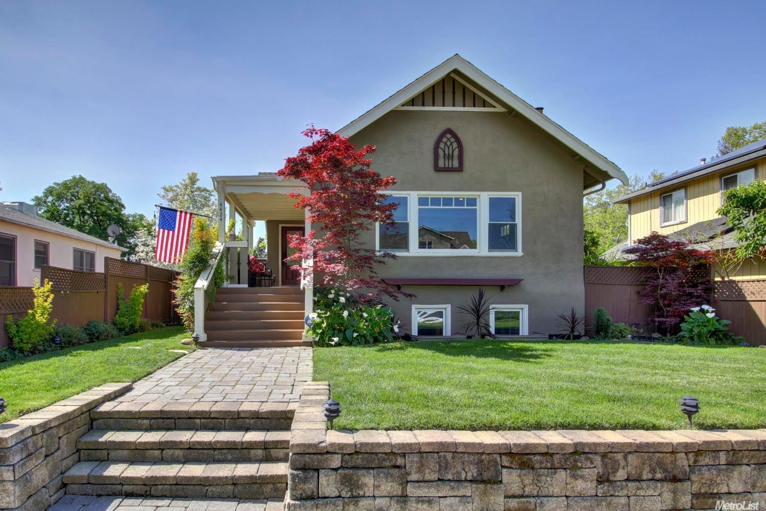 4 bed / 3 full, 1 partial baths Home in Sacramento for $949,999