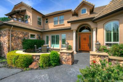 Rocklin Single Family Home For Sale: 2574 West Clubhouse