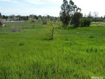 Orangevale Residential Lots & Land For Sale: Telegraph Avenue