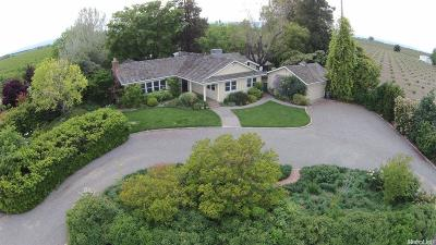 Woodland Single Family Home Sold: 21636 County Road 97
