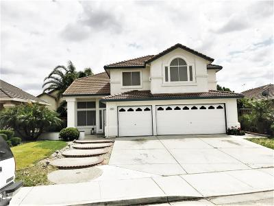 Tracy Single Family Home For Sale: 1142 Chaplin