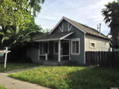 Patterson Single Family Home For Sale: 323 S 4th Street