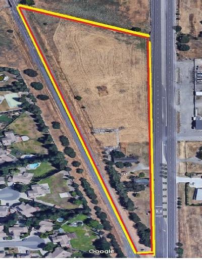 Elk Grove Residential Lots & Land For Sale: 9040 Elk Grove Florin Road