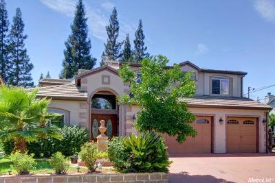 Carmichael Single Family Home For Sale: 3249 California Avenue