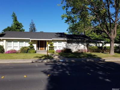 Modesto Single Family Home For Sale: 2705 Sherwood Avenue