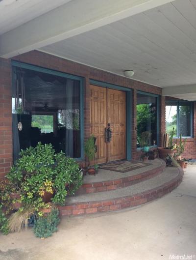 Galt, Rancho Murieta, Sloughhouse, Wilton Single Family Home For Sale: 11163 Gay Road