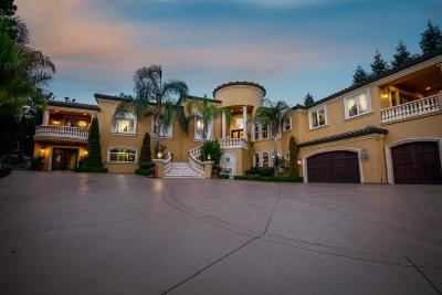 Granite Bay CA Single Family Home For Sale: $3,269,999