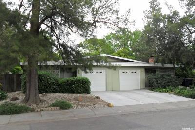 Davis CA Multi Family Home Sold: $785,000