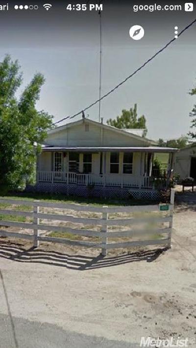 Hughson Single Family Home For Sale: 4836 Tegner Road