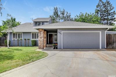 Modesto Single Family Home For Sale: 3909 Rexford Court