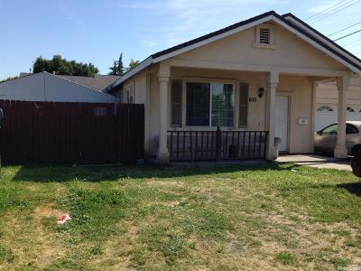 Sacramento County Multi Family Home For Sale: 600 South Avenue