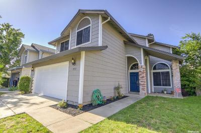 Antelope Single Family Home For Sale: 3953 Grey Livery Way