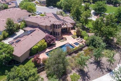 Davis Single Family Home For Sale: 1100 Cottonwood Court