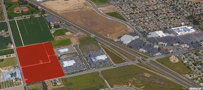 Turlock Commercial Lots & Land For Sale: North Tegner Road