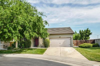 Folsom Single Family Home For Sale: 967 Seabough Court