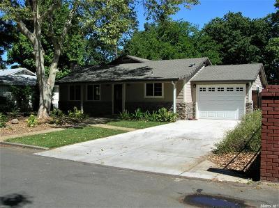 Carmichael Single Family Home For Sale: 5549 Barbara Way