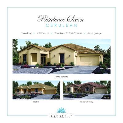 El Dorado Hills Single Family Home For Sale: 3391 Greenview Drive