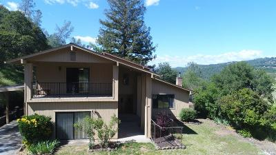 El Dorado Single Family Home For Sale: 7760 State Highway 49