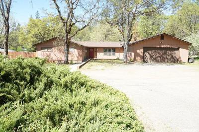 Weaverville Single Family Home For Sale: 147 Placer Street
