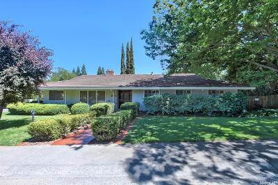 Carmichael Single Family Home For Sale: 4890 Keane Drive