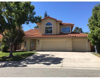 Rocklin Single Family Home For Sale: 5246 Swindon Road