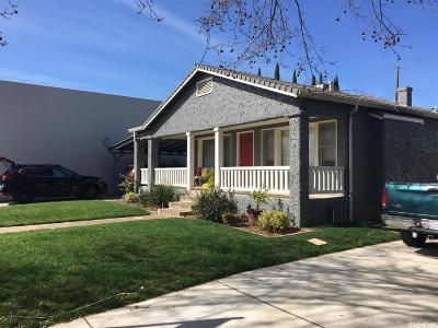 Sacramento County Multi Family Home For Sale: 1613 Dreher Street