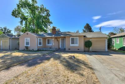 Sacramento Single Family Home For Sale: 6320 Fruitridge