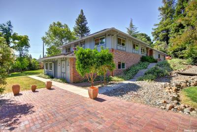 Fair Oaks Single Family Home For Sale: 4901 Timothy Way