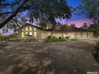 Jackson CA Single Family Home For Sale: $619,000