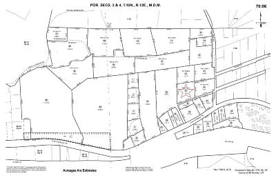 Camino Residential Lots & Land For Sale: 2934 Mace Road