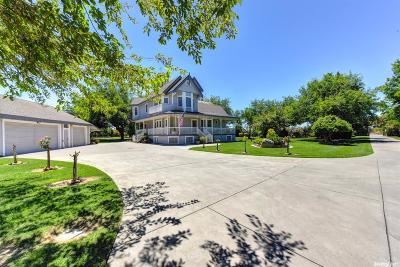 Clements Single Family Home For Sale: 22140 North Clements Road
