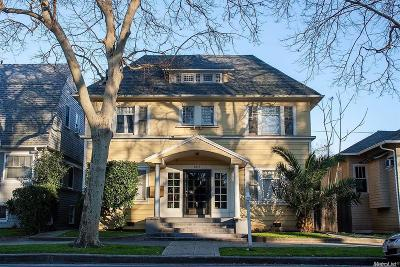 Sacramento County Multi Family Home For Sale: 2019 18th