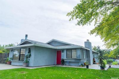 Turlock Single Family Home For Sale: 18275 West Harding