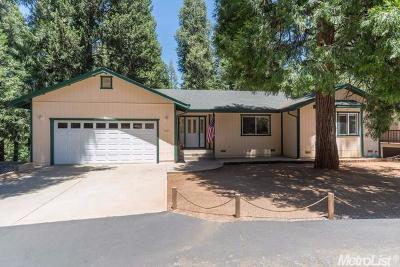 Pollock Pines Single Family Home For Sale: 5551 Gilmore Road