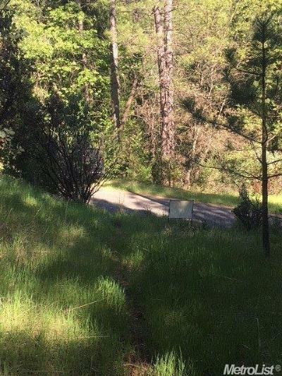 Placerville Residential Lots & Land For Sale: Savage Road