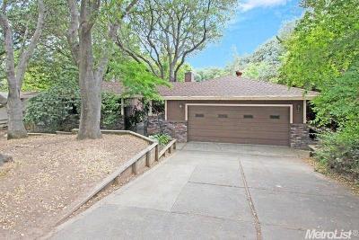 Fair Oaks Single Family Home For Sale: 5036 Kenneth Avenue