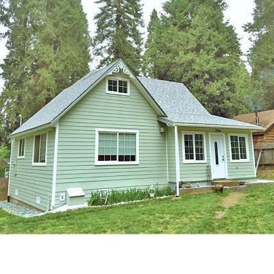 Pollock Pines Single Family Home For Sale: 6167 Pony Express Trail