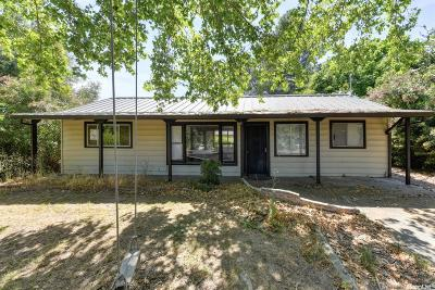 Granite Bay Single Family Home For Sale: 7080 Barton Road
