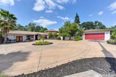 Orangevale Single Family Home For Sale: 8861 Creek Oaks Lane