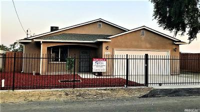 Stockton Single Family Home For Sale: 1934 East 13th Street