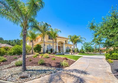 Single Family Home For Sale: 2113 Prado Vista