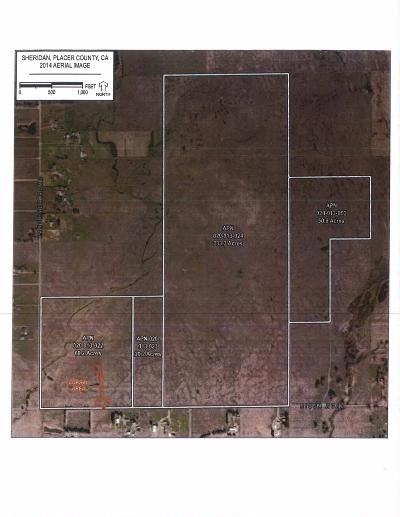 Placer County Commercial Lots & Land For Sale: Riosa Rd