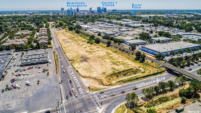 West Sacramento Residential Lots & Land For Sale: 851 Sacramento Avenue