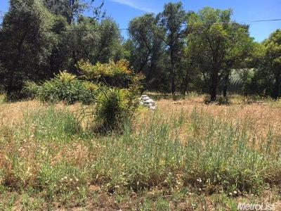 Loomis Residential Lots & Land For Sale: 3434 Bush Lane