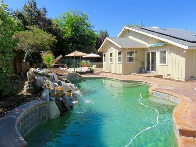 El Dorado Hills Single Family Home For Sale: 3860 Arrowhead Drive