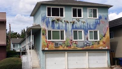 Sacramento Multi Family Home For Sale: 2523 N Street