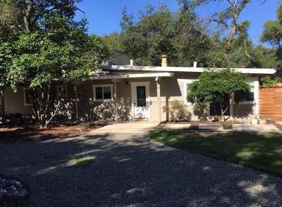 Granite Bay Single Family Home For Sale: 8460 Oak Knoll Drive